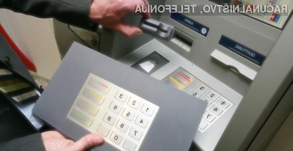 Iz bankomatov odnesli 11 milijonov evrov