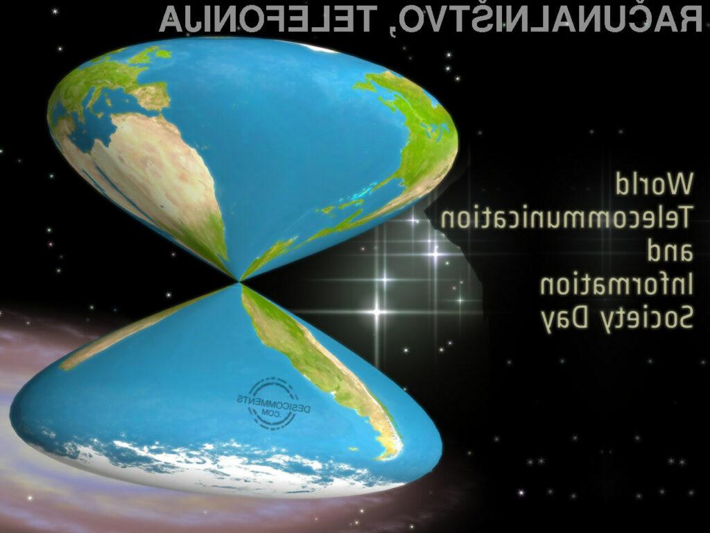 Ob mednarodnem dnevu telekomunikacij in informacijske družbe