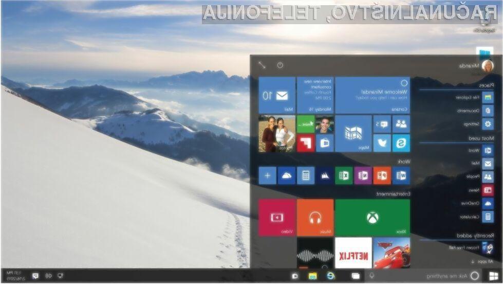 Novi aktivacijski sistem za Windows 10 bo na voljo skupaj s posodobitvijo Windows 10 Anniversary Update.