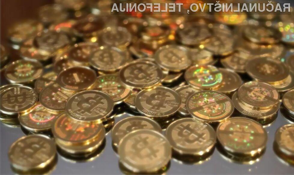 Vrednost Bitcoina se je v zadnjem mesecu povečala za kar neverjetnih 52 odstotkov.