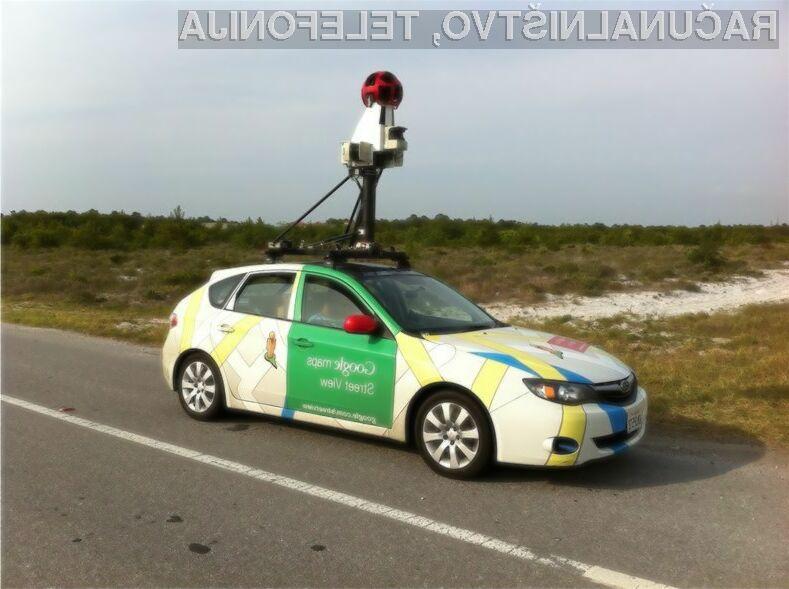 Indijska vlada je prepričana, da teroristi pri snovanju napadov uporabljajo kar posnetke storitve Google Street View.