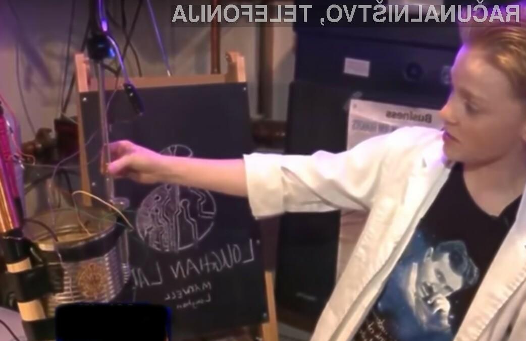 Naprava 13-letnega Američana Max Loughan je že požela veliko pozitivnih kritik.