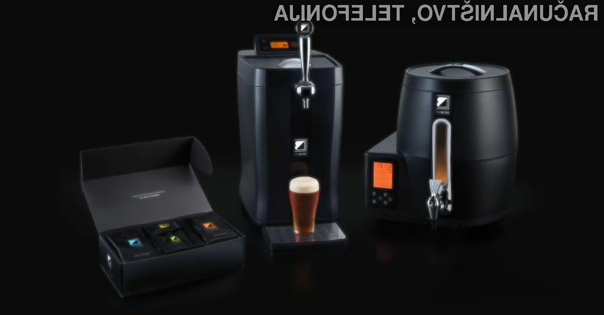 BrewArt podjetja Coopers Brewery Limited poenostavlja pripravo piva v lastni režiji.