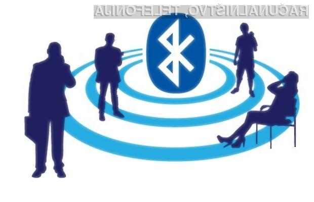 Bluetooth 5 bo zdaleč najbolj primeren za nosljivo elektroniko.