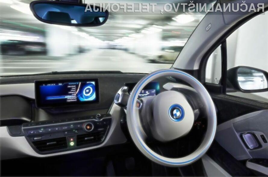 Avtonomni avtomobil podjetji Intel in BMW in Mobileye naj bi v vsem prekašal avtomobil podjetja Google.