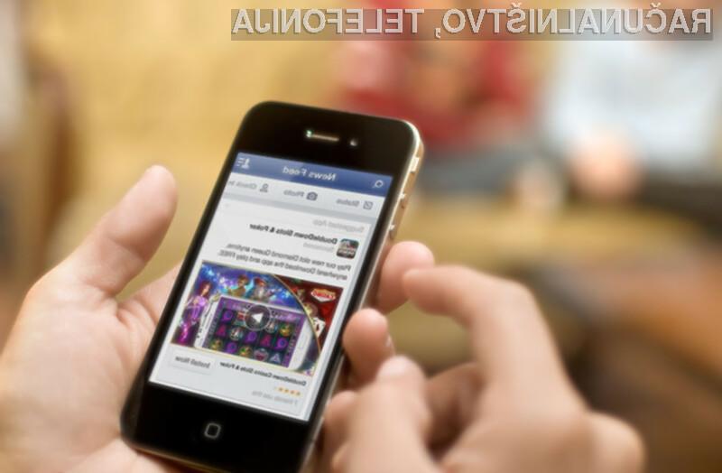 Preverite novo možnost za superhitro deljenje slik na Facebooku