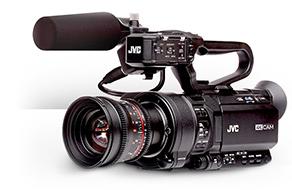 Je JVC LS300 res najboljša profesionalna kamera v svojem cenovnem razredu?