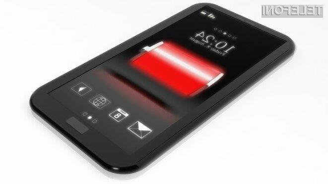 Kako pogosto polnite vaš mobilni telefon?