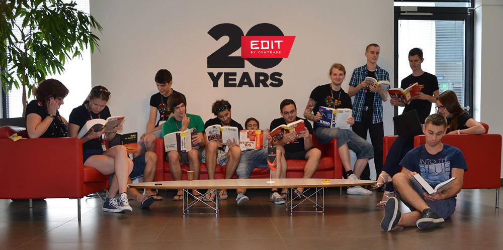 Poletna šola EDIT - prijave le do 19. junija!
