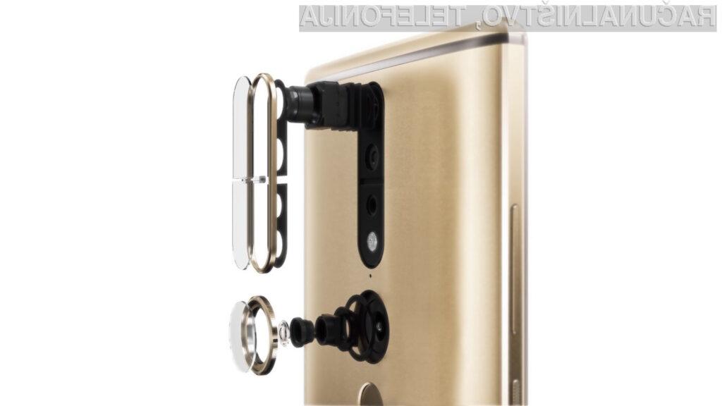 Prvi pametni mobilni telefon s platformo Tango bo kmalu na voljo tudi povsem običajnim uporabnikom.