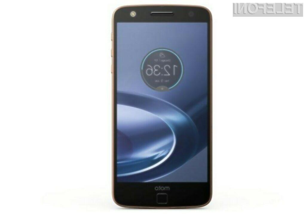 Zanimiva telefona Motorola Moto Z in Moto Z Force bosta k nam prispela septembra.