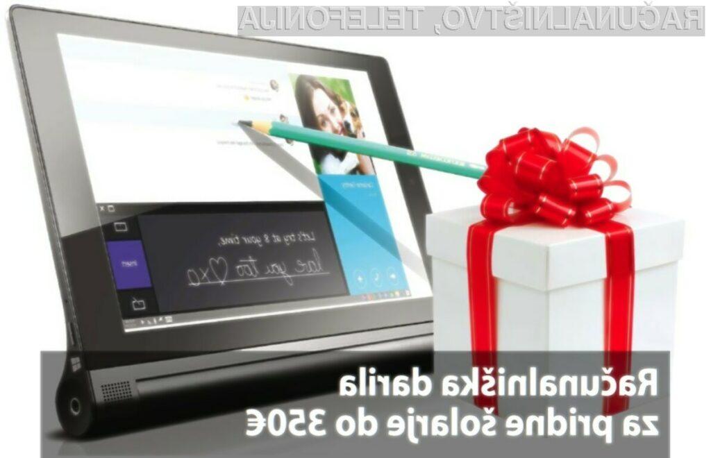 Računalniška darila za pridne šolarje (do 350€)