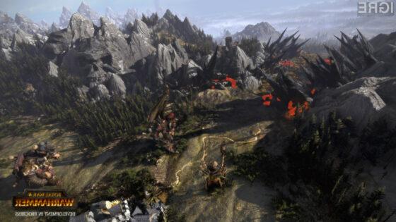 Masovni masaker fantazijskih bitij v Total War Warhammer