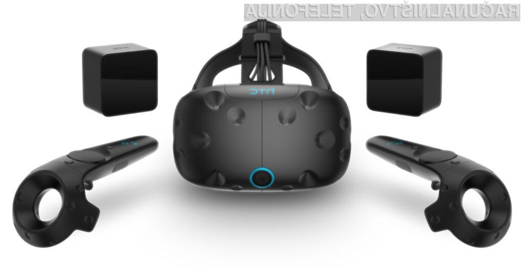 Očala za navidezno resničnost HTC Vive Business Edition prinašajo določene ugodnosti za podjetja.