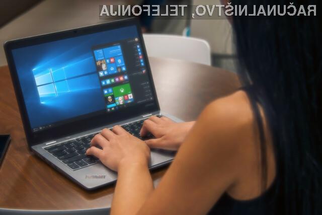 Posodobitev Microsoft Windows 10 Anniversary Update bo prinesla zvrhan koš uporabnih novosti!