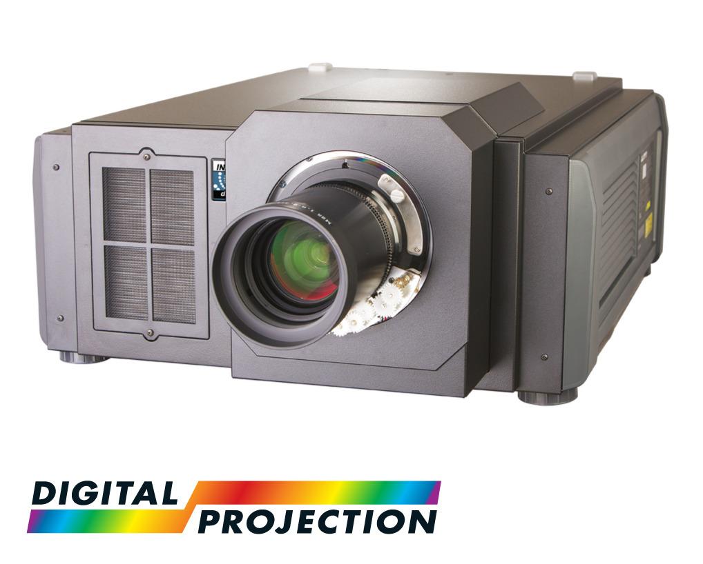 Projektor Digital Projection - edina rešitev za zahtevne