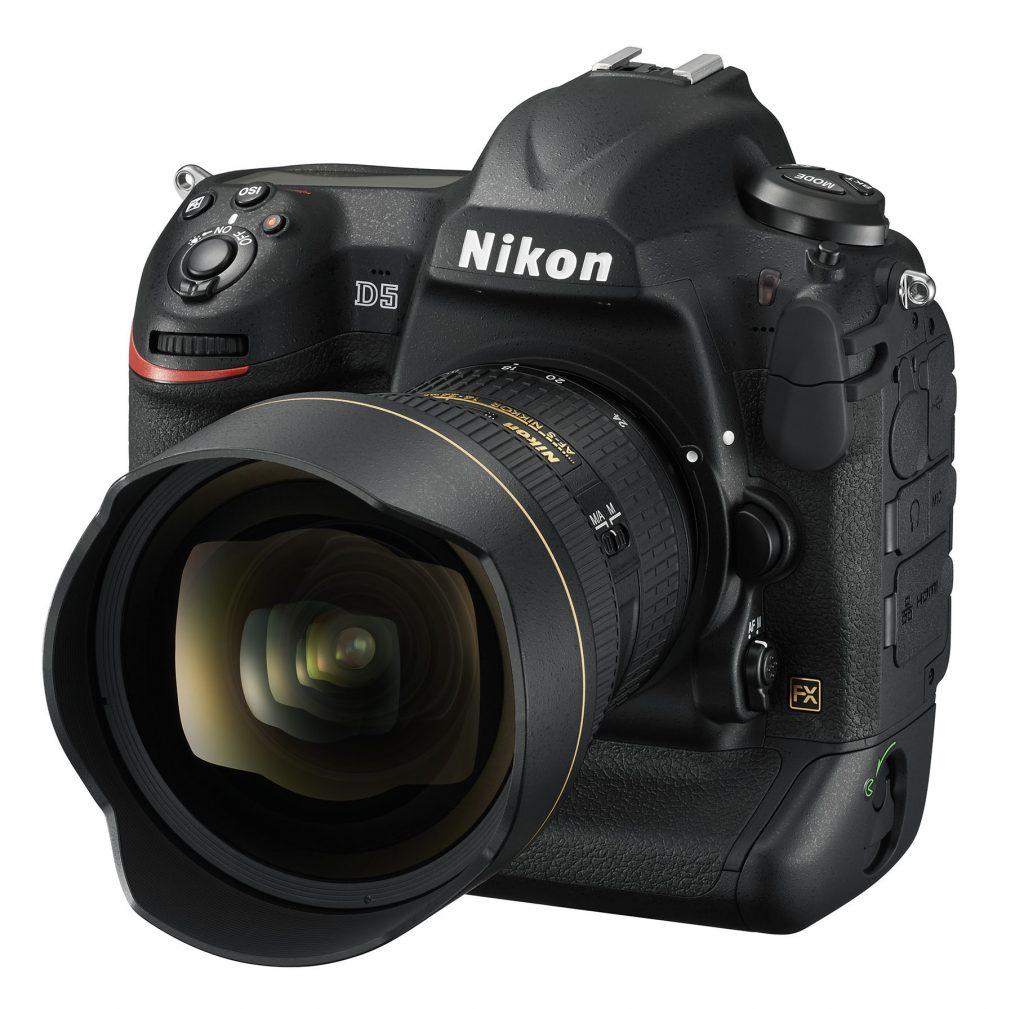 Nikonov D5 še boljši