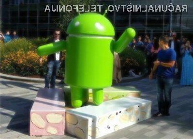 Preverite, kakšno ime je Google dodelil Androidu N!
