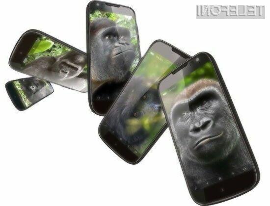 Nova generacija stekla Gorilla Glass bo še bolj odporna na padce in udarce.