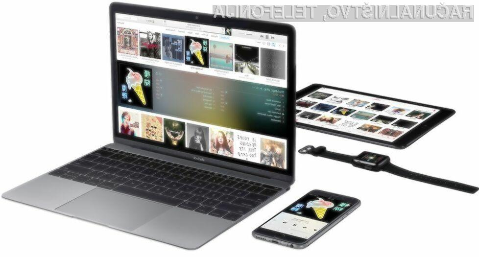 Posodobite vašo napravo Apple preden bo prepozno!