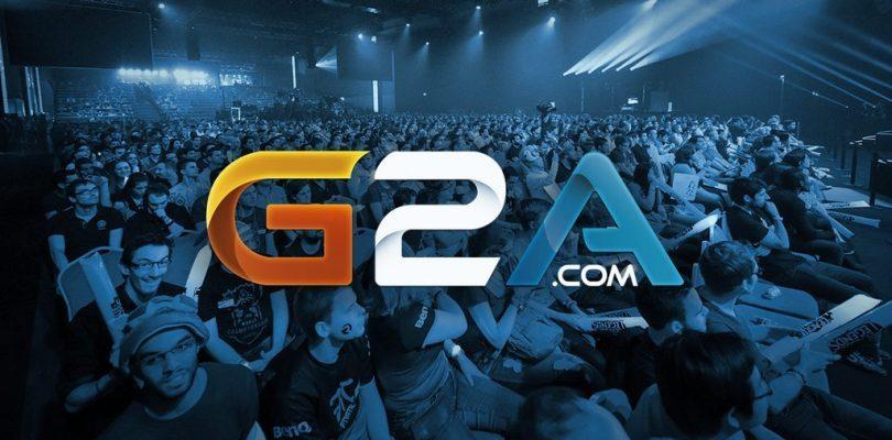 Na EC10 boste lahko spoznali osebje trgovine G2A.com