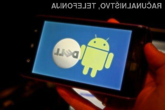 Android je pri podjetju Dell odpisan za vedno.