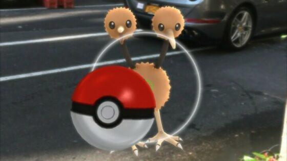 Lovljenje Pokemona: Pomen krogov