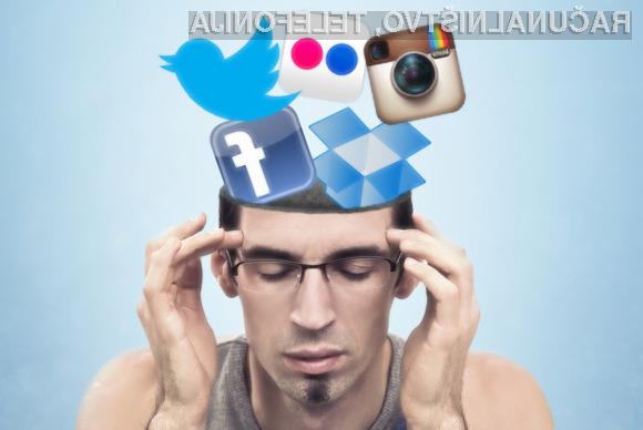 Preverite katere mentalne motnje vam povzroča hudobni internet