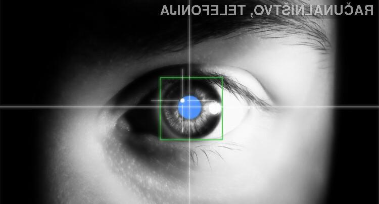 Pametne telefone bomo upravljali le z našimi očmi