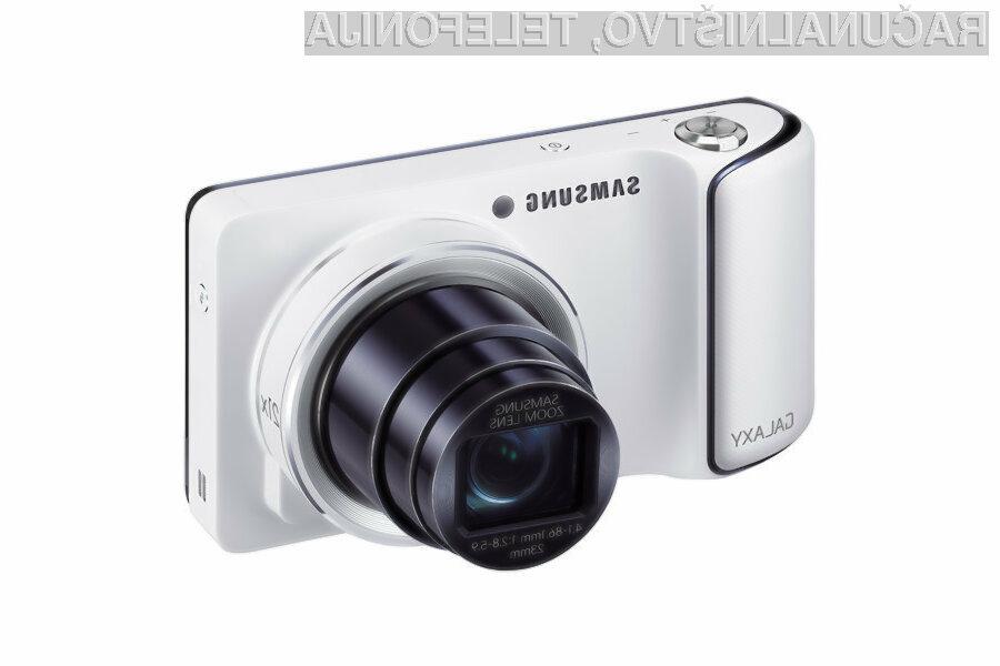 Samsung fotoaparat prejme ...