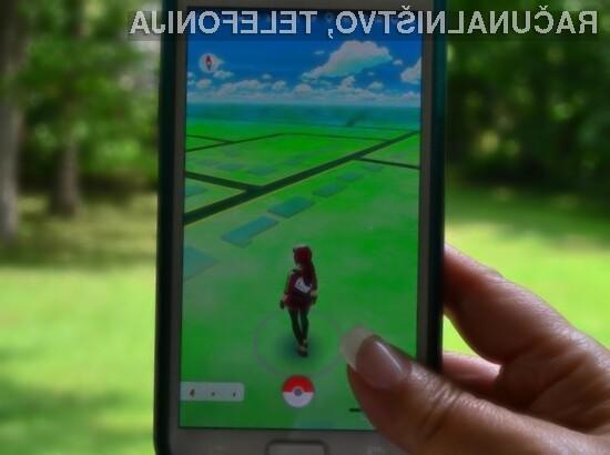 Pazite katero različico igre Pokemon Go si nameščate. Posledice so lahko nedelovanje pametnega telefona