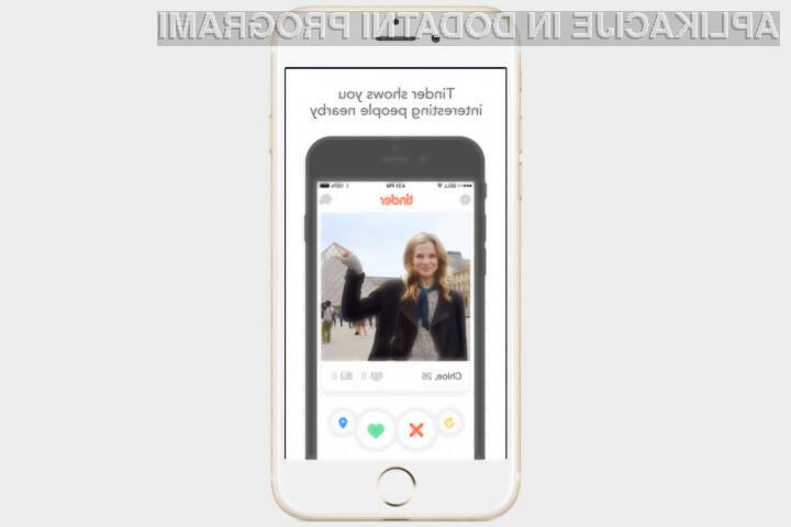 Uporabljate Tinder? Premislite dvakrat