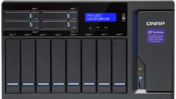 Qnap strežniki so združljivi z virtualnimi okolji VMware vSphere, Microsoft Hyper-V in Citrix XenServer.