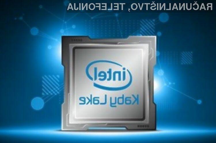 Intel bo na grožnjo podjetja AMD odgovoril s procesorji Kaby Lake!