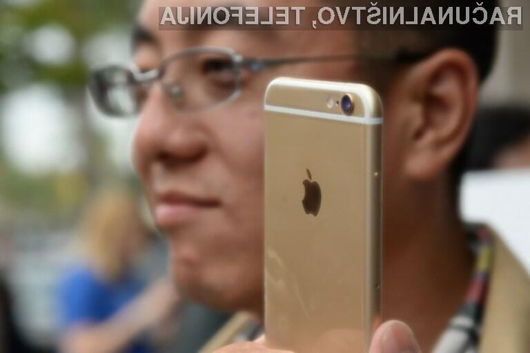 Težavam s pametnimi telefoni Apple iPhone 6 ni in ni videti konca!