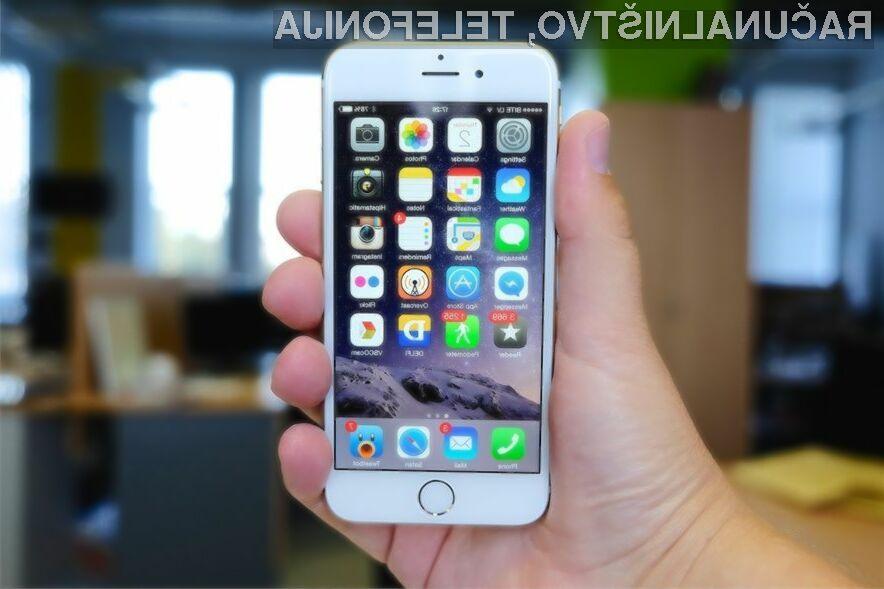 Pred hudo varnostno ranljivostjo v operacijskem sistemu iOS je varna le različica 9.3.5!