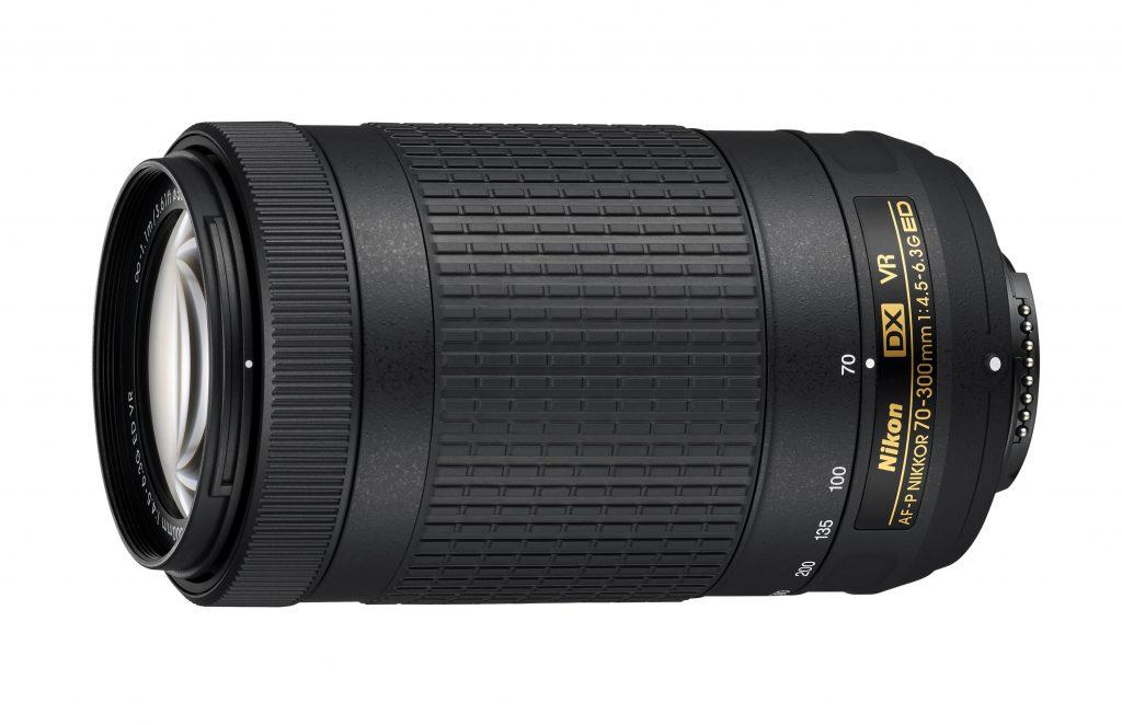 Nikon AF-P DX NIKKOR 70-300 mm f/4.5-6.3G ED