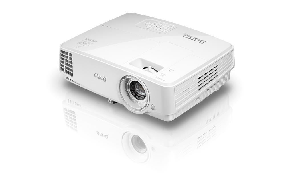 Odlični projektor BenQ MH530 ponuja veliko za svojo ceno.