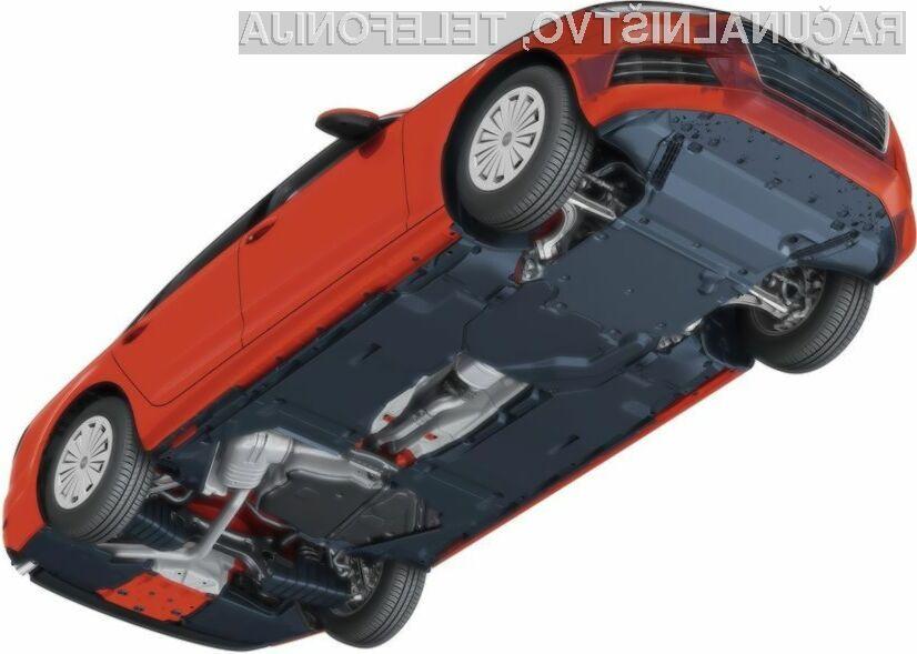 Avtomobili Audi bodo dodatno električno energijo proizvajali kar neposredno iz blažilnikov med vožnjo.