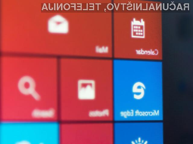 Namestitev razširitev za spletni brskalnik Microsoft Edge je vse prej kot zapletena!