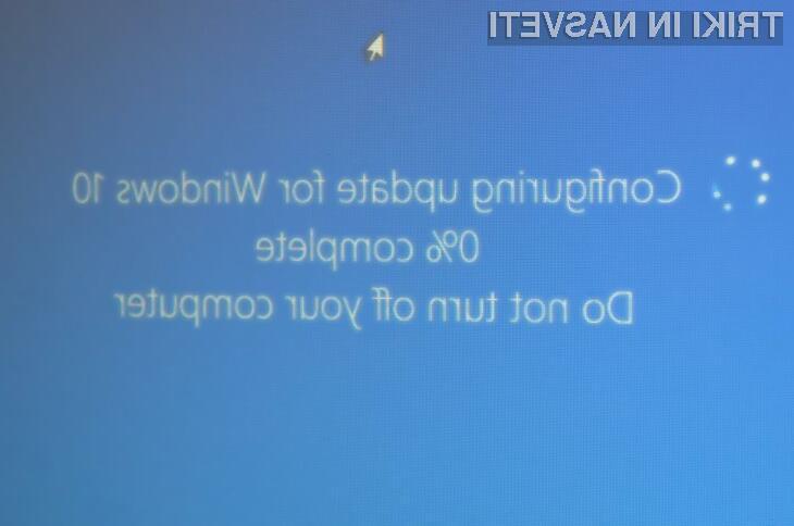 Microsoft najavil še dve večji nadgradnji za Windows 10!