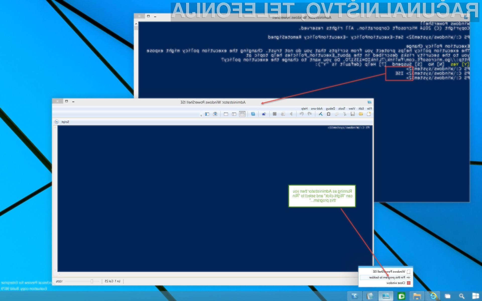 Posodobitev za Windows 10 je tokrat onemogočila pravilo delovanje ukazne lupine PowerShell.