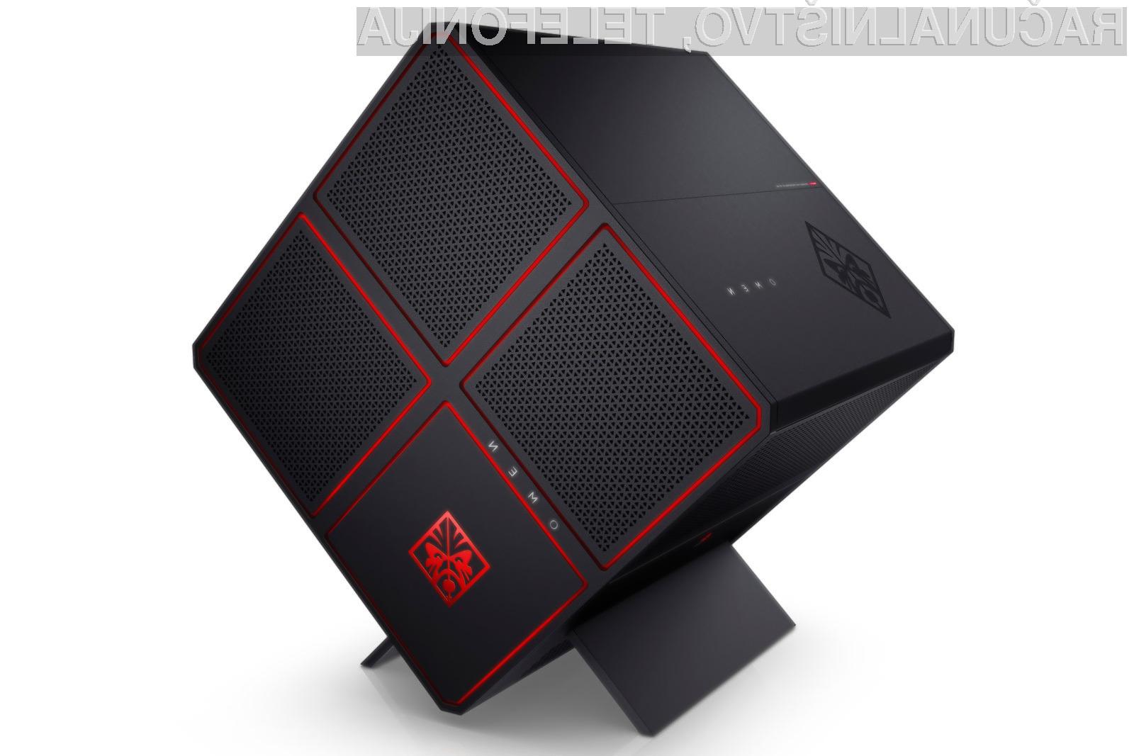 HP Omen X je edinstveno oblikovan osebni računalnik, ki nima konkurence.