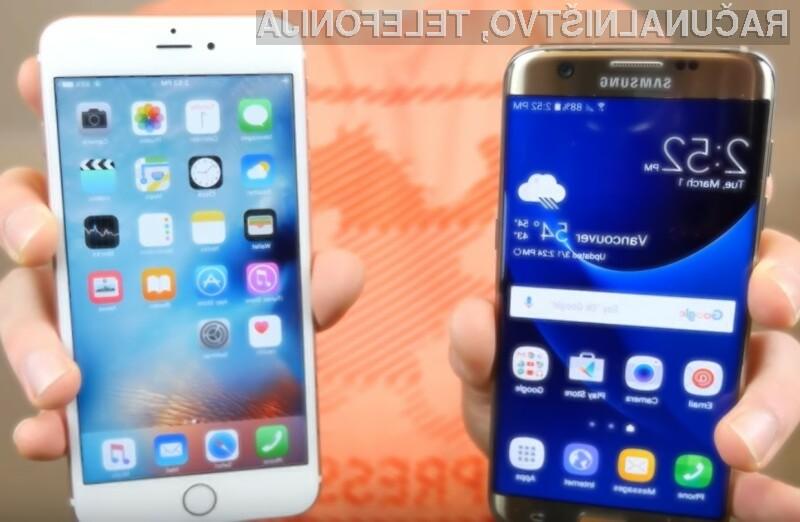 Če potrebujete zanesljiv pametni mobilni telefon, je Android prava izbira za vas!