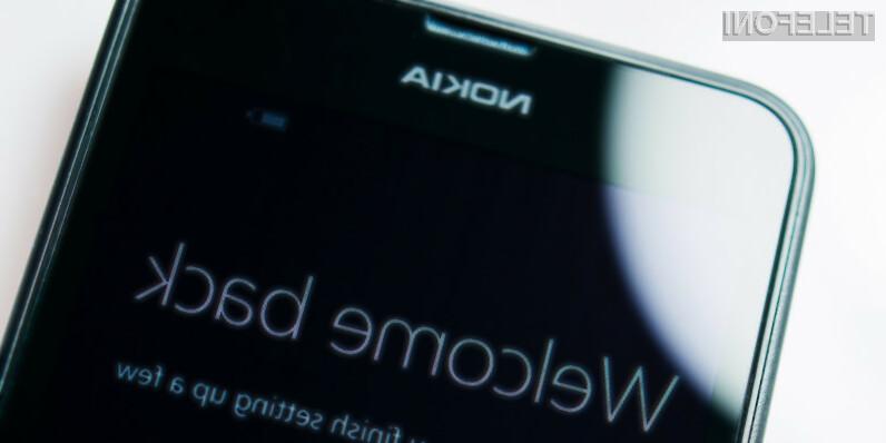Nokia napoveduje nove Android telefone in tablice