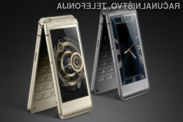 Preklopni Samsung SM-W2017 bo razveselil marsikaterega uporabnika storitevmobilnetelefonije!