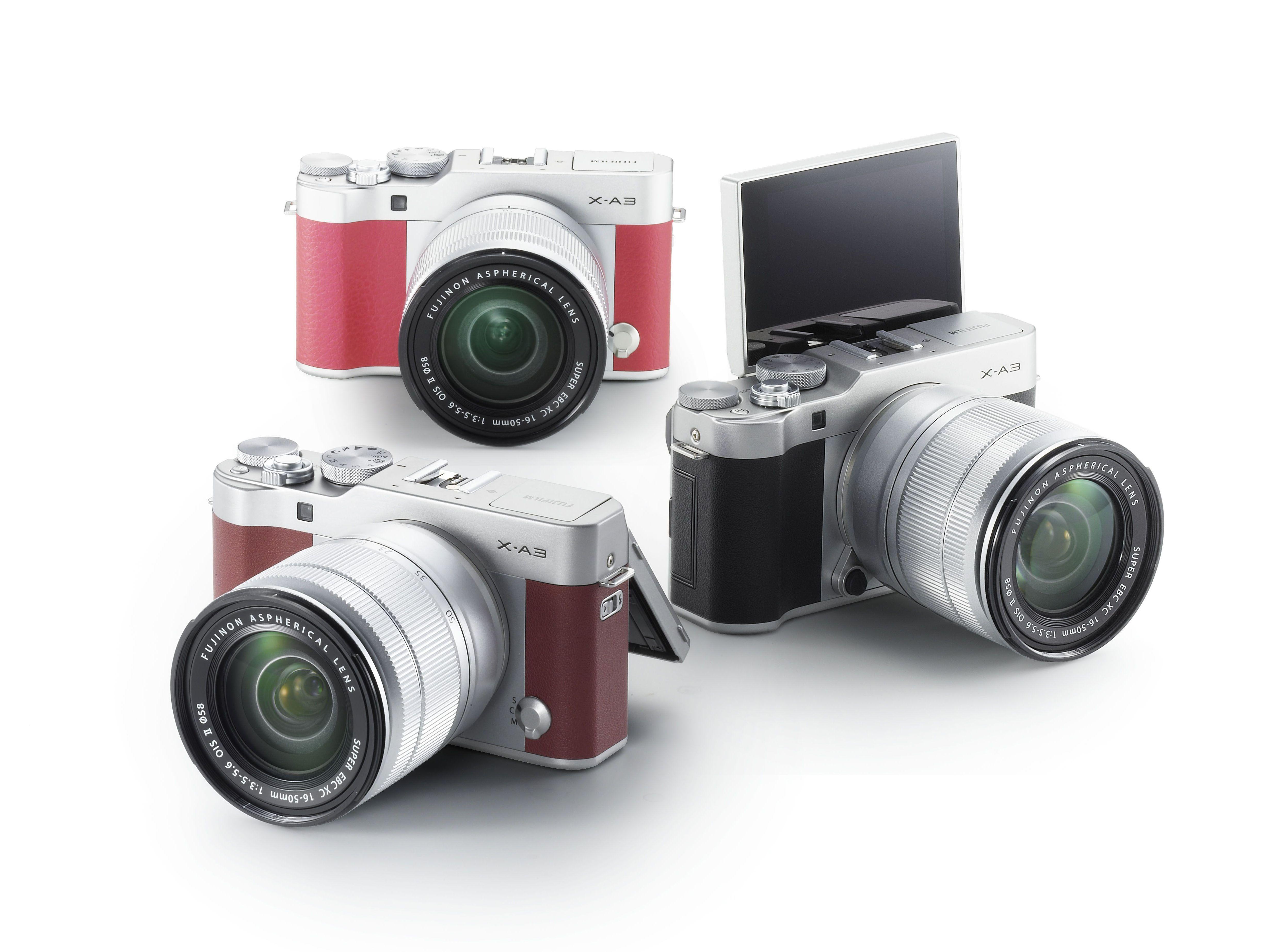 Novi Fujifilm je retro