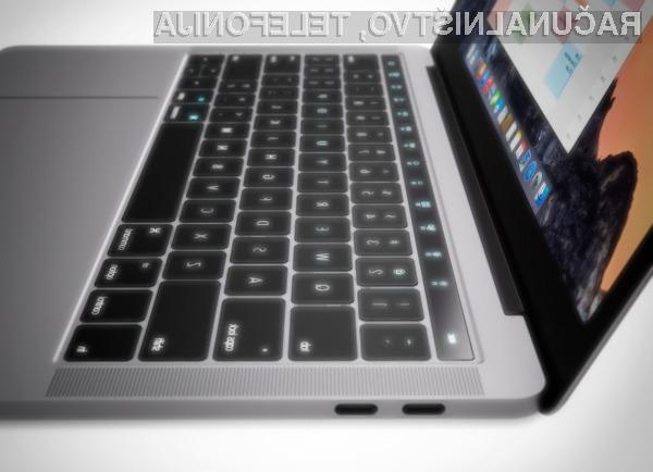 Novi Apple MacBook Pro bo revolucioniral področje prenosnih računalnikov!