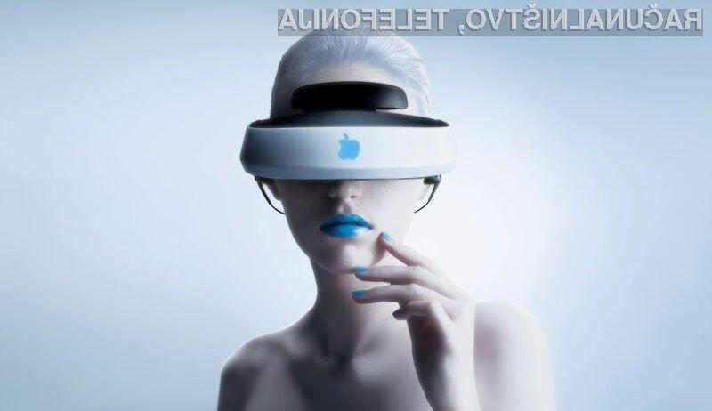 Razširjena resničnost naj bi za družbo Apple imela številne prednosti v primerjavi z navidezno!