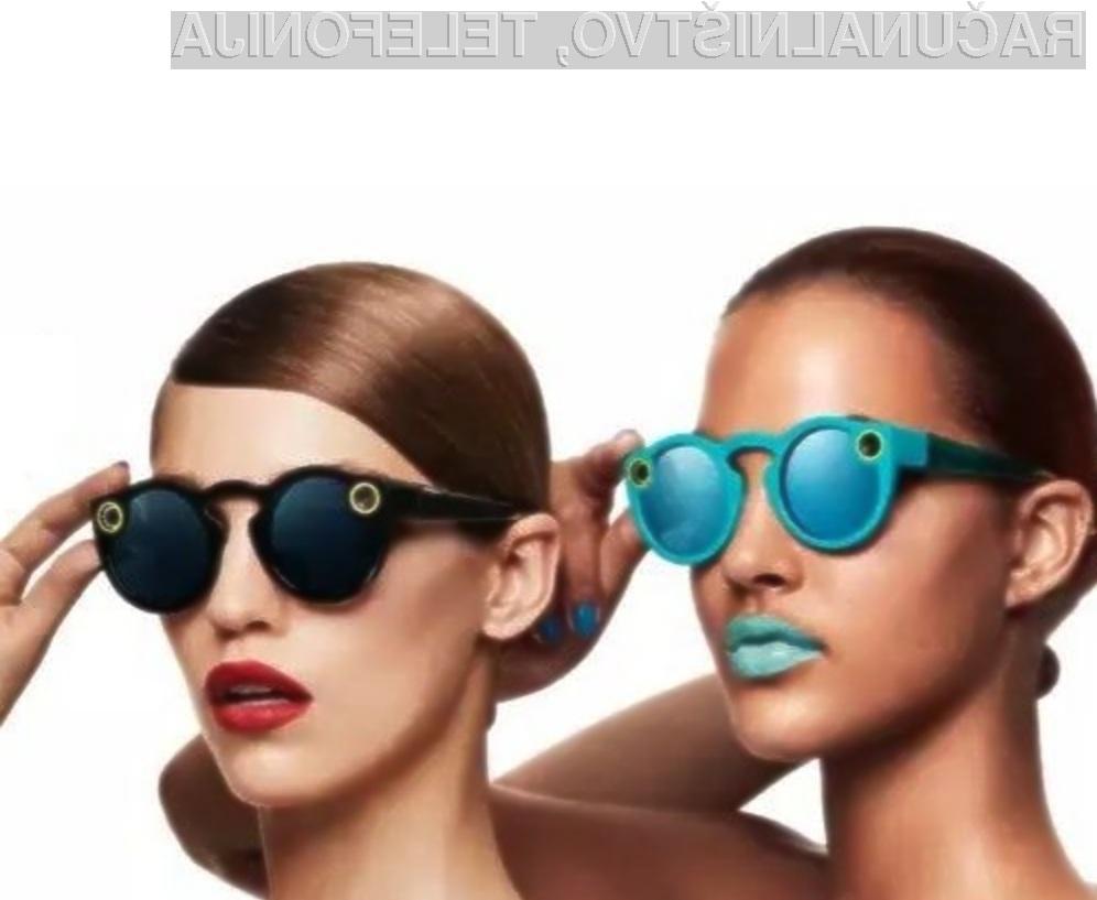 Očala Snapchat Spectacles bodo zagotovo poenostavila objavo video vsebin na spletno storitev Snapchat.